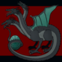 Obsidian Hydra - (Logo Commission)