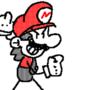 Mario punch