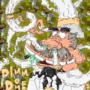 Doug Dimmadome Fan Art