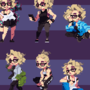 Daily Outfit Pixels