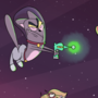 Space Kitties from Space
