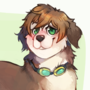 KOFI- Dog!Makoto (Colorized)