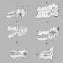 SCP 682 - Head Concepts (HST Studios)