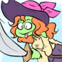 The Frog Witch is now The Frog Pirate