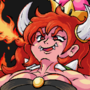 1 year late bowsette