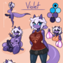 Character Reference: Violet