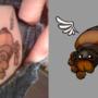 Tattoo - Angel Spider by Masebreaker