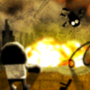 Attack of the Zeppelins by AlmightyHans