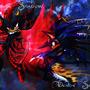 Demon Shadow & Demon Sonic by shadowzentral