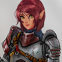 Armored Elf [RE-DO]