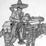 Mexican Automatic Cannon Mounted