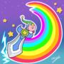 Kirby Ultra Sword Attack!