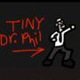 Teeny Tiny Dr. Phil Fighting a Kaiju
