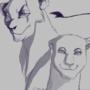 Fem Mufasa & Scar