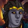 Dark Elf Mage: Thrall Kamor