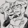 Karie, the shoulder devil