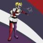 Harley Quinn by Artyluck
