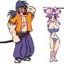 Bobamaru - Girlchan Contest by Krzyek