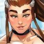 Commission: Brigitte