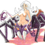 Inktober 2019 Day 3: Spider Lady
