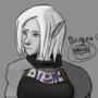 Sym, a Changeling Divine Soul Sorcerer
