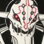 Inktober: Metal Face