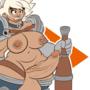 Heroines of Dymmir - Sonia (Futa version(