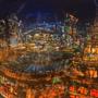 Neon City Acrylic