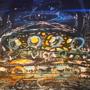 Neon City Acrylic - Alt Compo