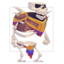 Skeleton Warrior - Character Design