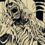 Inktober day 6: Bloodstarved Beast