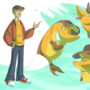 I'm A Little Yellow Fish