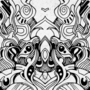 Inktober- Pattern