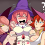 Patreon Request - Fighting Game Witches