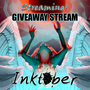 Inktober Stream FREE Giveaway