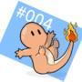 Charamander - Pokemon Memory Challenge