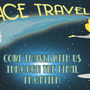 SPACE TRAVEL AD 1 by MrCreeep