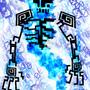 techno ghost by ga1anti