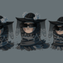 Witch Kindergarden - (6/16) - Darkness Witch