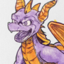 """Dragon"" Inktober 2019"