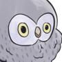 monstober day 13: owlbear