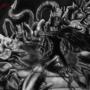 guts vs the xenomorphs