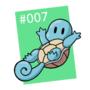 Squirtle - Pokemon Memory Challenge