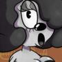 Panic Pippy Halloween Pin-up