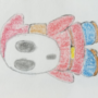 Shy Guy colored