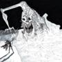 Inktober 2019 Days 16: Goliath Summoner