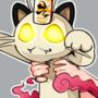Long meowth