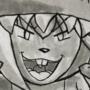 Inktober 18: Sonia the dragon