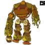 Overgrown Robot