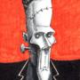 Inktober 2019 Day 19: Frankenstein's Monster
